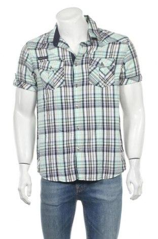 Ανδρικό πουκάμισο Broadway, Μέγεθος M, Χρώμα Πολύχρωμο, Βαμβάκι, Τιμή 8,31€