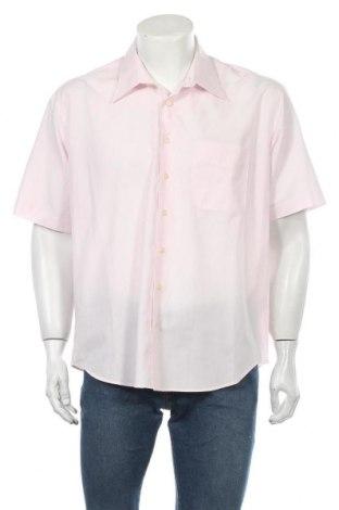 Мъжка риза Canda, Размер XL, Цвят Розов, 65% полиестер, 35% памук, Цена 15,96лв.