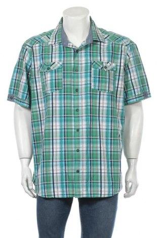 Мъжка риза Canda, Размер XXL, Цвят Многоцветен, Памук, Цена 15,96лв.