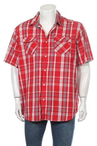 Ανδρικό πουκάμισο Cherokee, Μέγεθος XL, Χρώμα Πολύχρωμο, Βαμβάκι, Τιμή 11,69€