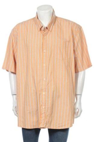 Ανδρικό πουκάμισο Cherokee, Μέγεθος 3XL, Χρώμα Πορτοκαλί, Βαμβάκι, Τιμή 9,87€
