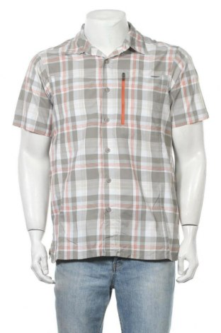 Мъжка риза Columbia, Размер M, Цвят Многоцветен, 53% полиамид, 47% тенсел, Цена 25,20лв.