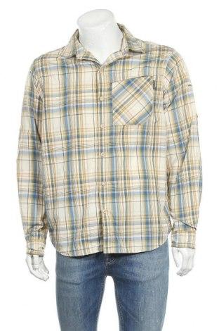 Мъжка риза Columbia, Размер M, Цвят Многоцветен, 57% полиестер, 43% полиамид, Цена 35,91лв.