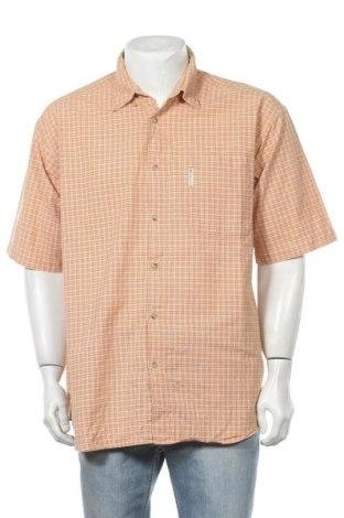 Мъжка риза Columbia, Размер XL, Цвят Оранжев, Памук, Цена 16,07лв.