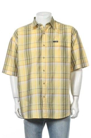 Мъжка риза Columbia, Размер XL, Цвят Жълт, Цена 24,15лв.