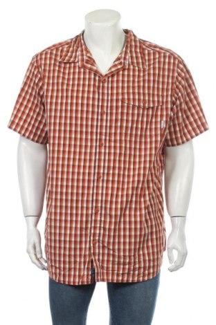 Мъжка риза Columbia, Размер XXL, Цвят Многоцветен, 66% памук, 30% полиамид, 4% еластан, Цена 29,40лв.