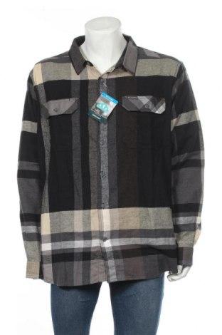 Мъжка риза Columbia, Размер XXL, Цвят Многоцветен, 98% памук, 2% еластан, Цена 59,40лв.