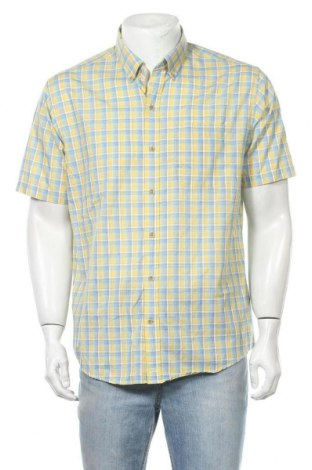Мъжка риза Cutter & Buck, Размер L, Цвят Многоцветен, Памук, Цена 16,80лв.