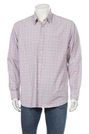 Мъжка риза Cutter & Buck, Размер L, Цвят Многоцветен, Памук, Цена 10,24лв.