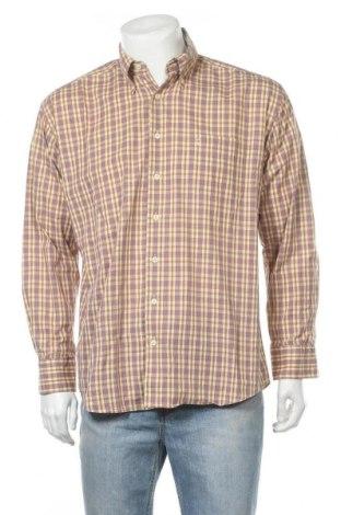 Ανδρικό πουκάμισο Daniel Hechter, Μέγεθος L, Χρώμα Κίτρινο, Βαμβάκι, Τιμή 7,27€
