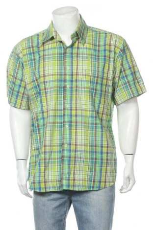Ανδρικό πουκάμισο Daniel Hechter, Μέγεθος L, Χρώμα Πράσινο, Βαμβάκι, Τιμή 18,70€