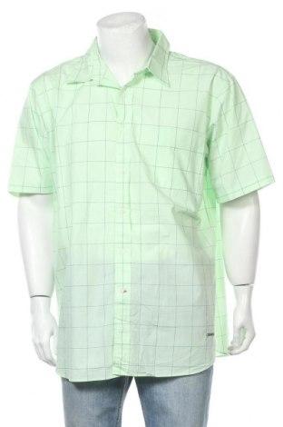 Ανδρικό πουκάμισο Daniel Hechter, Μέγεθος XXL, Χρώμα Πράσινο, Βαμβάκι, Τιμή 31,79€