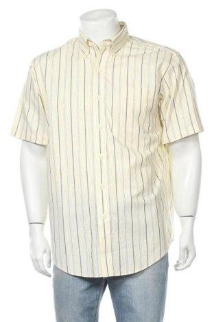Ανδρικό πουκάμισο Denver Hayes, Μέγεθος XL, Χρώμα Κίτρινο, Βαμβάκι, Τιμή 5,20€