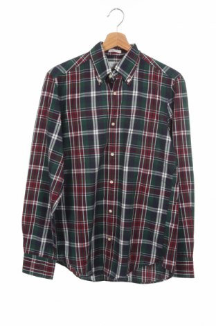 Мъжка риза Gant, Размер S, Цвят Многоцветен, 100% памук, Цена 59,50лв.