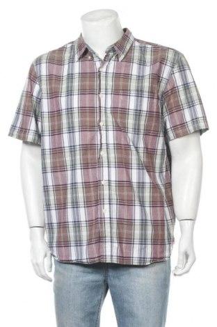 Ανδρικό πουκάμισο George, Μέγεθος XL, Χρώμα Πολύχρωμο, Βαμβάκι, Τιμή 8,64€