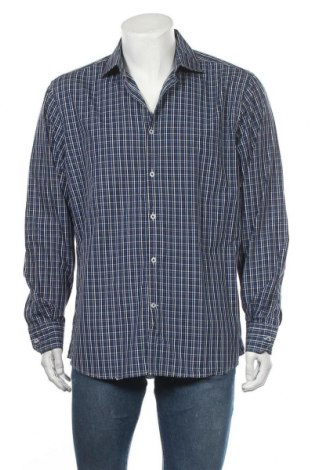 Ανδρικό πουκάμισο Georges Rech, Μέγεθος XL, Χρώμα Μπλέ, Βαμβάκι, Τιμή 18,70€