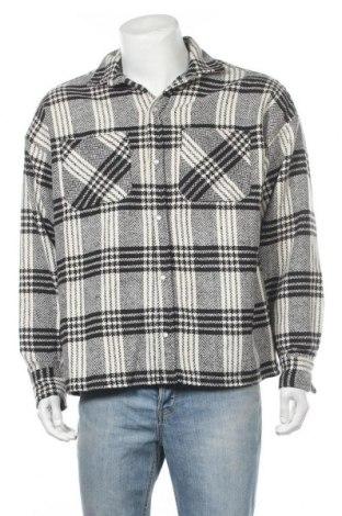 Pánská košile  Good For Nothing, Velikost L, Barva Černá, 70% polyester, 30% vlna, Cena  510,00Kč