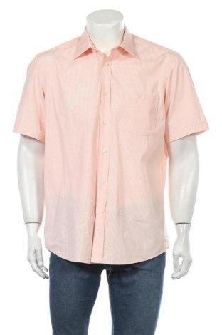 Ανδρικό πουκάμισο Hugo Boss, Μέγεθος XL, Χρώμα Ρόζ , Βαμβάκι, Τιμή 29,88€