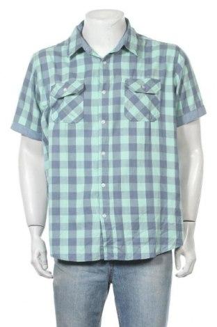 Ανδρικό πουκάμισο Identic, Μέγεθος XL, Χρώμα Μπλέ, Βαμβάκι, Τιμή 9,25€