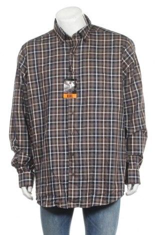 Мъжка риза Kirkland, Размер XXL, Цвят Многоцветен, Памук, Цена 9,98лв.