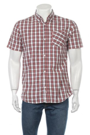 Ανδρικό πουκάμισο Liberto, Μέγεθος L, Χρώμα Πολύχρωμο, Τιμή 4,68€