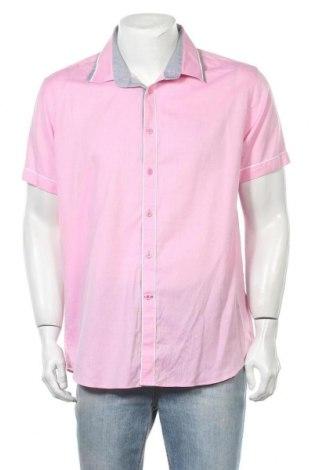 Ανδρικό πουκάμισο Maddison, Μέγεθος XXL, Χρώμα Ρόζ , Τιμή 8,28€