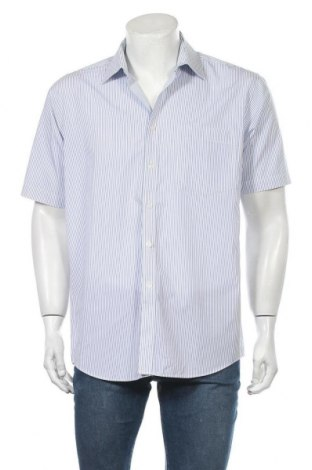 Мъжка риза Maddison, Размер L, Цвят Бял, Памук, Цена 16,80лв.