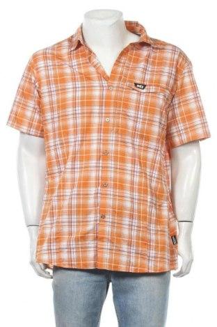 Мъжка риза Millet, Размер XL, Цвят Оранжев, Полиестер, Цена 22,68лв.