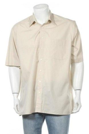 Мъжка риза Olymp, Размер XL, Цвят Бежов, Памук, Цена 15,12лв.