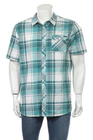 Ανδρικό πουκάμισο O'neill, Μέγεθος XL, Χρώμα Πράσινο, 60% βαμβάκι, 40% πολυεστέρας, Τιμή 15,59€