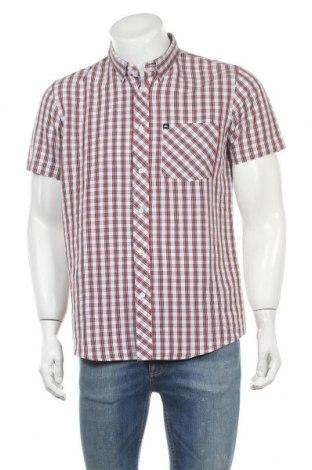 Ανδρικό πουκάμισο Quiksilver, Μέγεθος L, Χρώμα Πολύχρωμο, 73% βισκόζη, 27% πολυεστέρας, Τιμή 13,64€