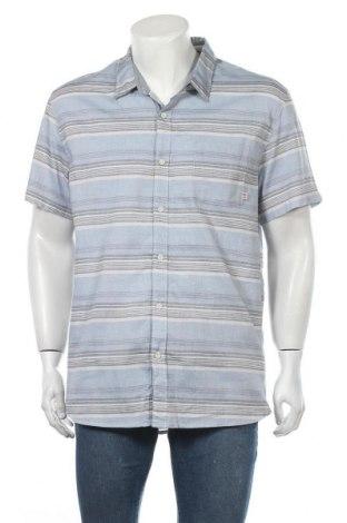 Ανδρικό πουκάμισο Quiksilver, Μέγεθος XL, Χρώμα Πολύχρωμο, Βαμβάκι, Τιμή 11,69€
