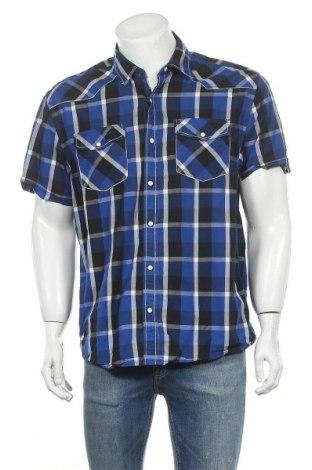 Мъжка риза Rw & Co., Размер XL, Цвят Многоцветен, Памук, Цена 17,85лв.