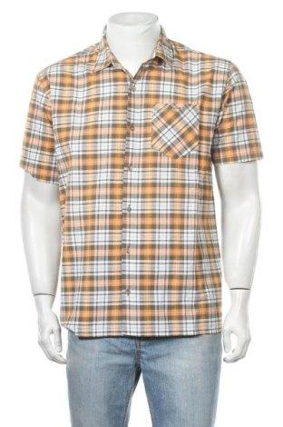 Ανδρικό πουκάμισο Schoffel, Μέγεθος M, Χρώμα Πολύχρωμο, 65% βαμβάκι, 35% πολυεστέρας, Τιμή 7,73€
