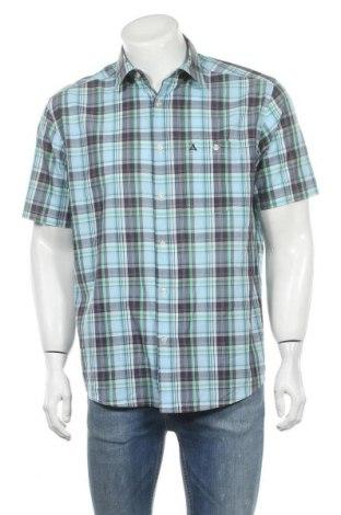 Ανδρικό πουκάμισο Schoffel, Μέγεθος L, Χρώμα Πολύχρωμο, Τιμή 17,66€