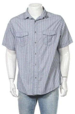 Ανδρικό πουκάμισο Sonoma, Μέγεθος L, Χρώμα Γκρί, Βαμβάκι, Τιμή 8,77€
