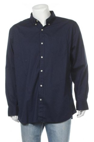 Ανδρικό πουκάμισο Sonoma, Μέγεθος XL, Χρώμα Μπλέ, Βαμβάκι, Τιμή 11,69€