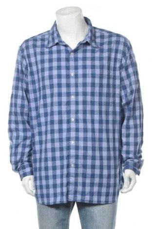 Ανδρικό πουκάμισο Sonoma, Μέγεθος XXL, Χρώμα Μπλέ, Βαμβάκι, Τιμή 5,00€