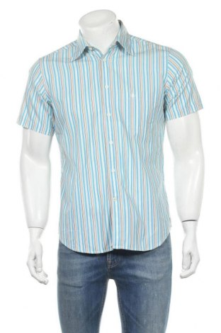 Ανδρικό πουκάμισο Strellson, Μέγεθος M, Χρώμα Πολύχρωμο, Βαμβάκι, Τιμή 6,14€