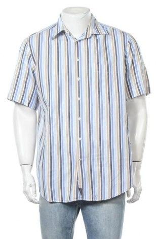 Ανδρικό πουκάμισο Strellson, Μέγεθος L, Χρώμα Πολύχρωμο, Βαμβάκι, Τιμή 18,70€