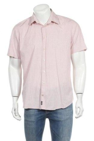 Ανδρικό πουκάμισο Strellson, Μέγεθος L, Χρώμα Ρόζ , Βαμβάκι, Τιμή 15,57€