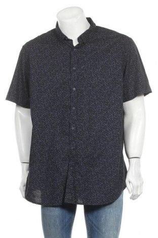 Ανδρικό πουκάμισο Target, Μέγεθος 3XL, Χρώμα Μπλέ, Βαμβάκι, Τιμή 10,39€