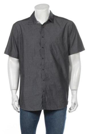 Ανδρικό πουκάμισο Target, Μέγεθος XXL, Χρώμα Γκρί, Βαμβάκι, Τιμή 11,04€