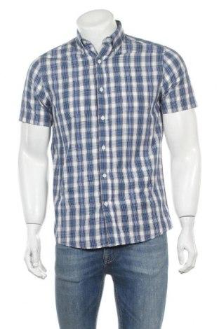Ανδρικό πουκάμισο Tex, Μέγεθος S, Χρώμα Πολύχρωμο, 60% βαμβάκι, 40% πολυεστέρας, Τιμή 11,69€