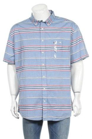 Ανδρικό πουκάμισο Tommy Hilfiger, Μέγεθος XXL, Χρώμα Μπλέ, Βαμβάκι, Τιμή 48,74€