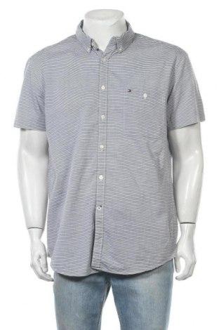 Ανδρικό πουκάμισο Tommy Hilfiger, Μέγεθος XL, Χρώμα Μπλέ, Βαμβάκι, Τιμή 20,98€