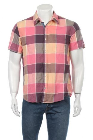 Ανδρικό πουκάμισο Tommy Hilfiger, Μέγεθος L, Χρώμα Πολύχρωμο, Βαμβάκι, Τιμή 16,66€