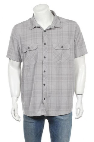 Ανδρικό πουκάμισο ZeroXposur, Μέγεθος XL, Χρώμα Γκρί, 92% πολυεστέρας, 8% ελαστάνη, Τιμή 9,35€
