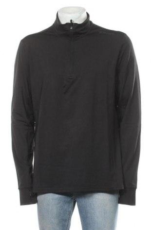 Ανδρική αθλητική μπλούζα Brunotti, Μέγεθος XXL, Χρώμα Μαύρο, 92% πολυεστέρας, 8% ελαστάνη, Τιμή 19,56€