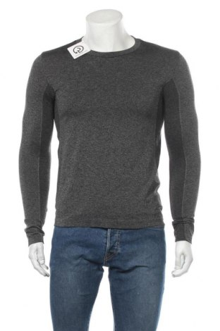 Ανδρική αθλητική μπλούζα H&M Sport, Μέγεθος S, Χρώμα Γκρί, Τιμή 9,94€